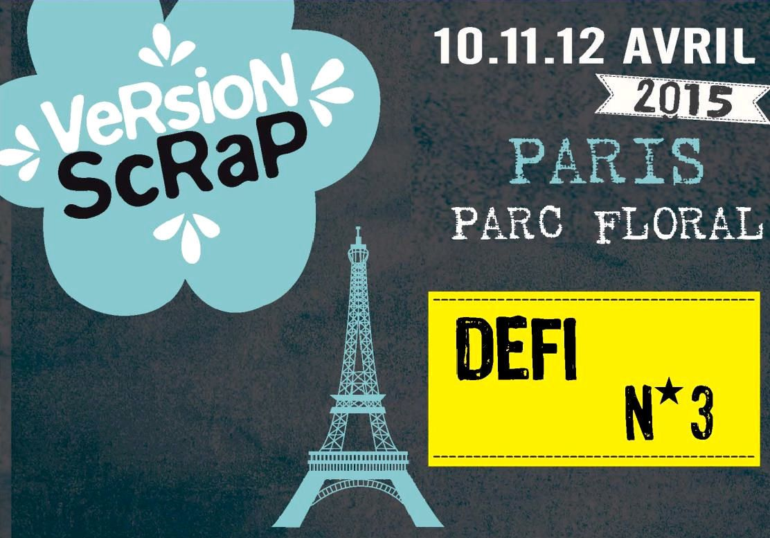 Version Scrap défi #3