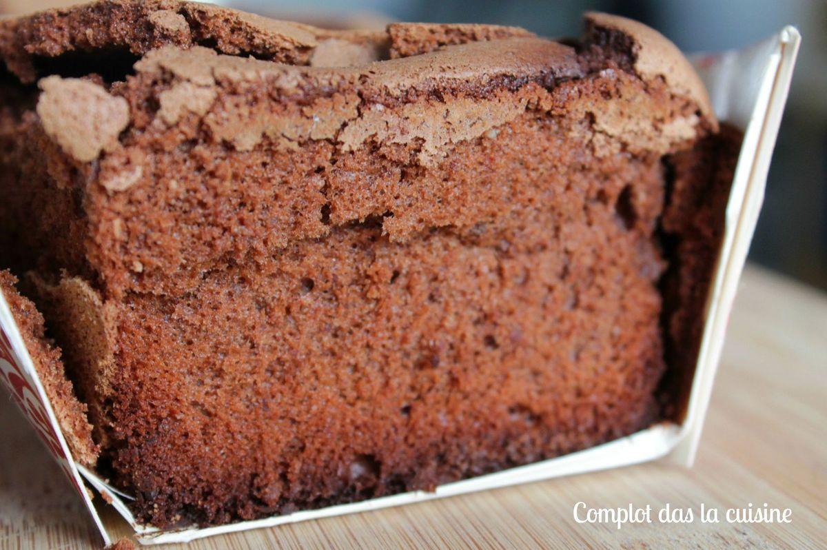 Cake Tout Chocolat – Ultra addictif