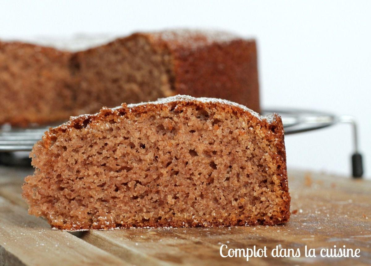 Gâteau Ardéchois – A faire avec les petits chefs