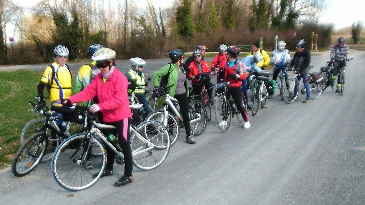 Vélo découverte  Palais des Sports de Gerland  3mars 2015