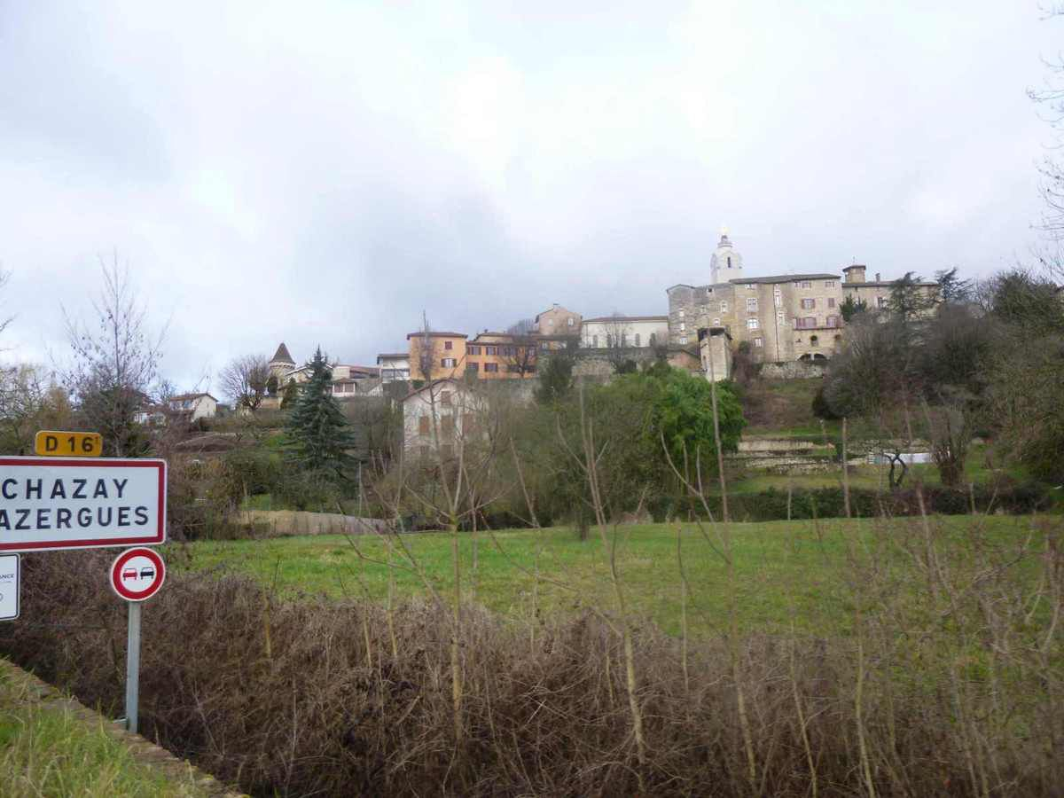 St Fortunat (69)         Randonneurs         4 mars 2015