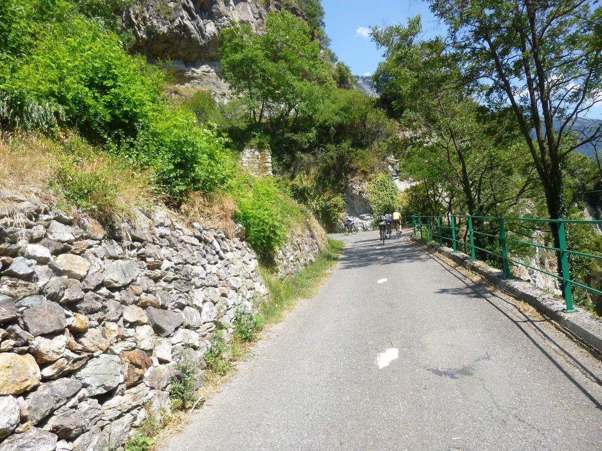 Brevet Alpin de Cyclotourisme -Jour 1  Samedi 11 juillet 2015-