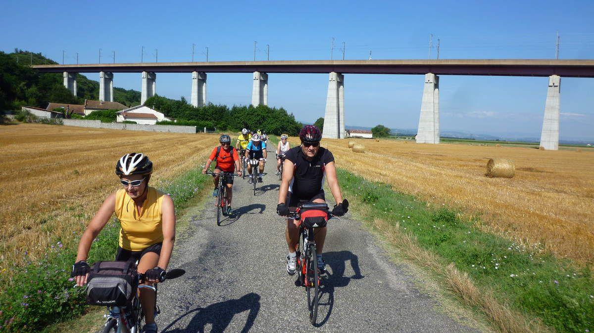 Pont Eveque (38) -- Découverte 28 juillet 2016