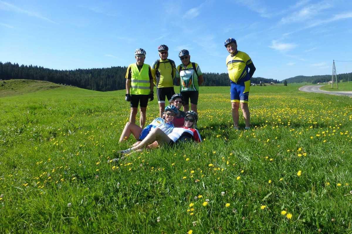 Une escapade dans le Jura à Lamoura dans le chalet des «amis de la nature» du 1 au 5 août.