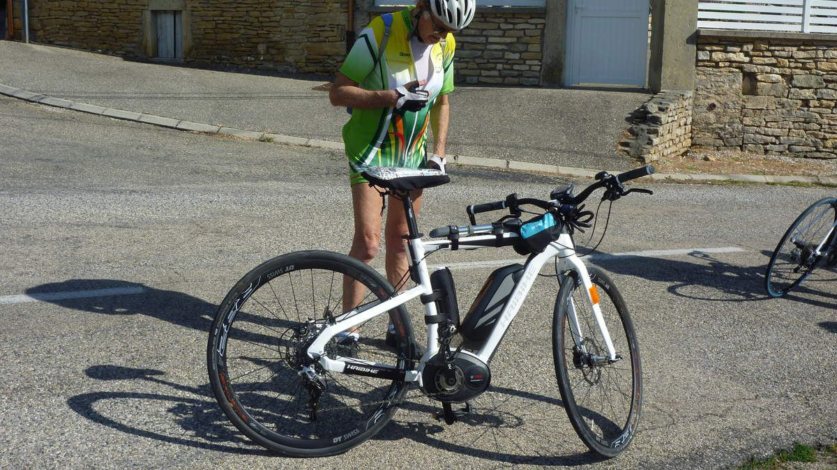 Le nouveau vélo électrique