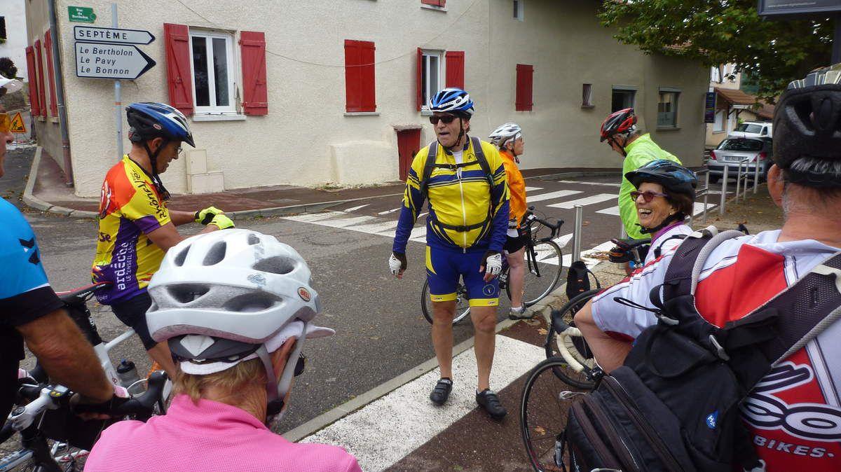 Roche (38)  Découverte  15 septembre 2016