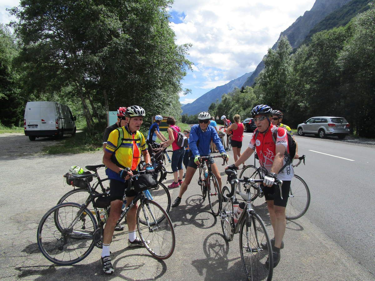 Tour du Taillefer (38) Rando-P2 jeudi 27 juillet 2017