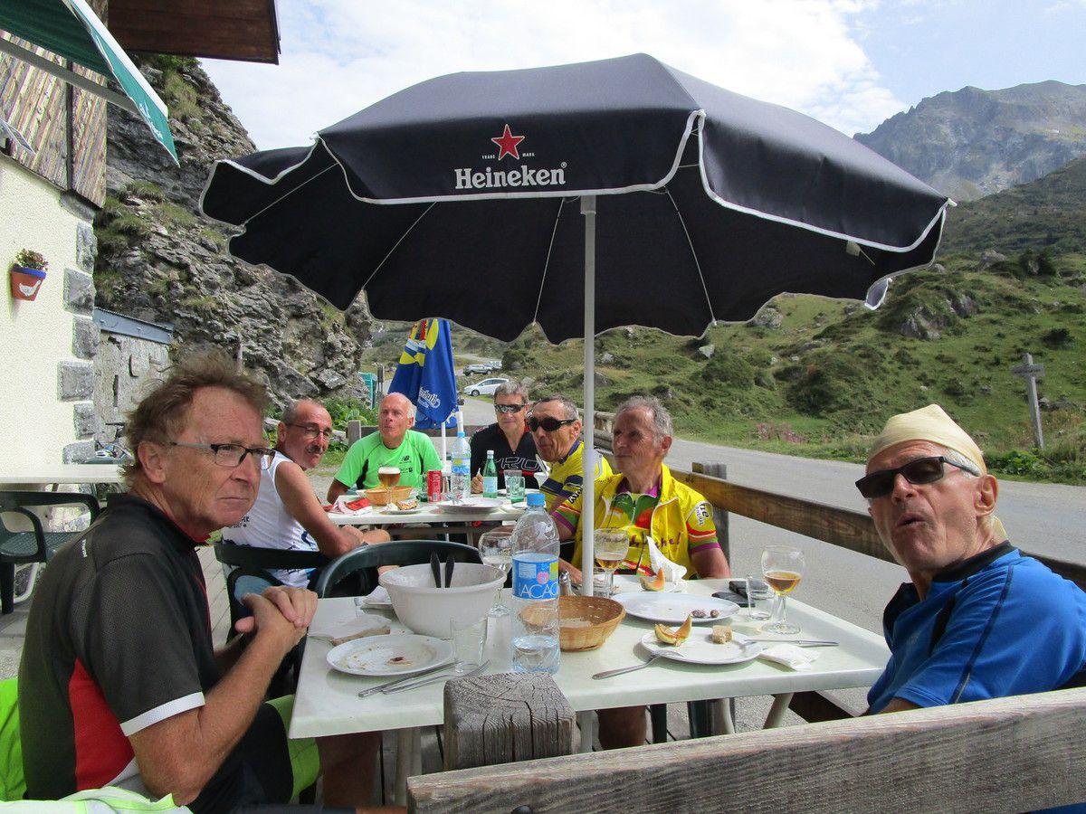 Col du Pré -- Cormet de Roselend  Mercredi 30 Aout 2017