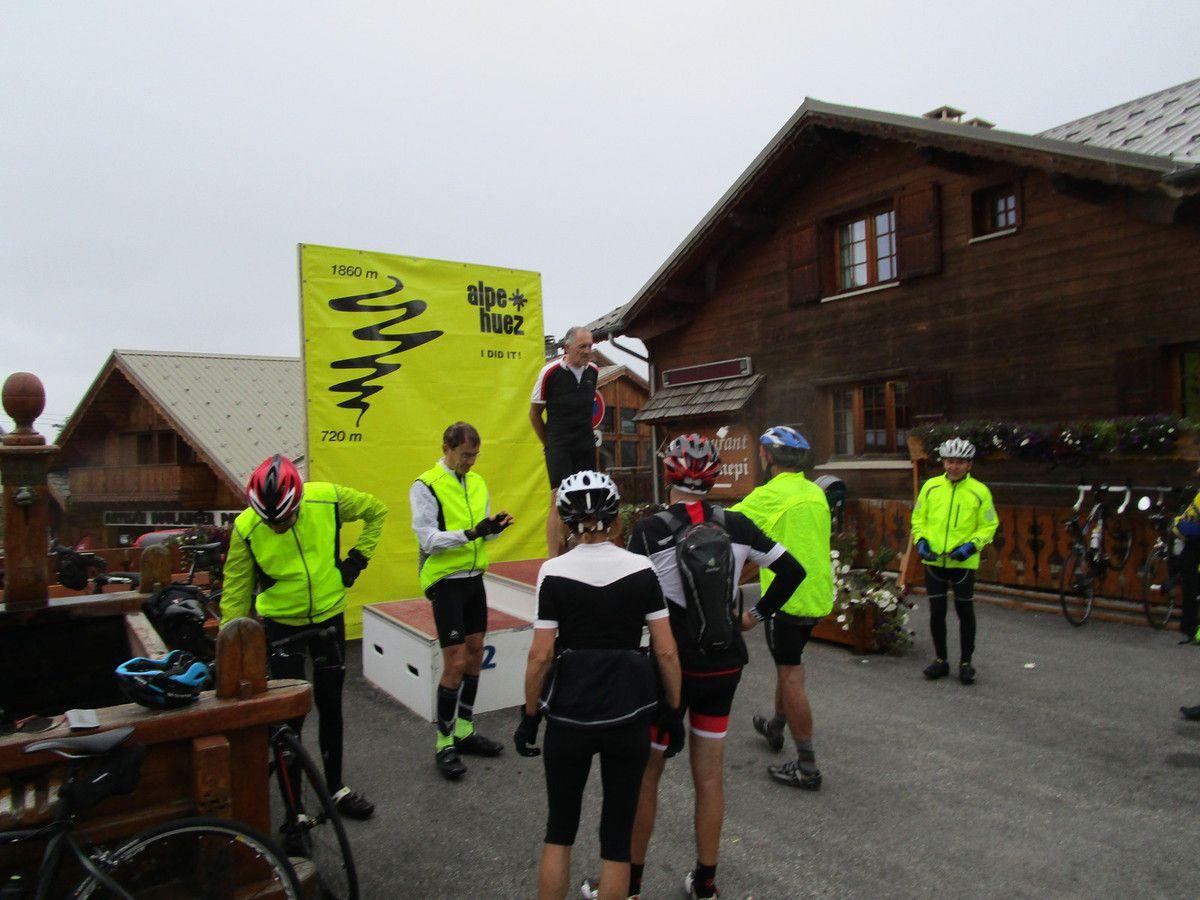 L'Alpe d'Huez  Mercredi 13 Septembre 2017