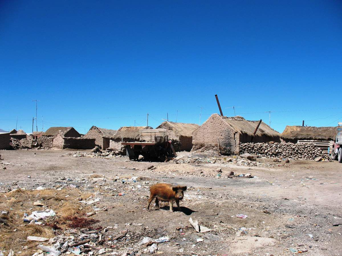 BOLIVIE. SALAR DE UYUNI, LE PLUS GRAND DÉSERT DE SEL DU MONDE