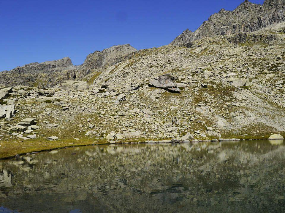 RANDONNEES DANS LE QUEYRAS, HAUTES-ALPES. EPISODE 3/4. Lacs Souliers et Lestio.