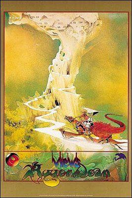 Peinture de Roger Dean