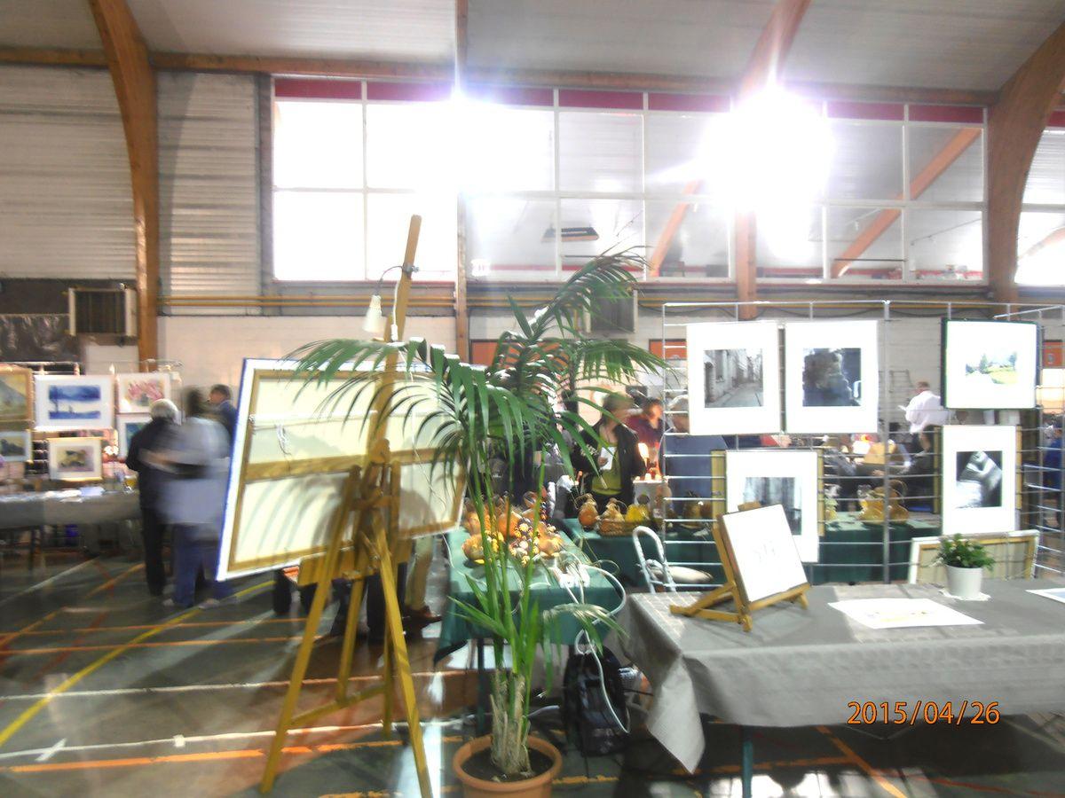 """""""Printemps des artisans"""" Honnelles, Belgicie..."""