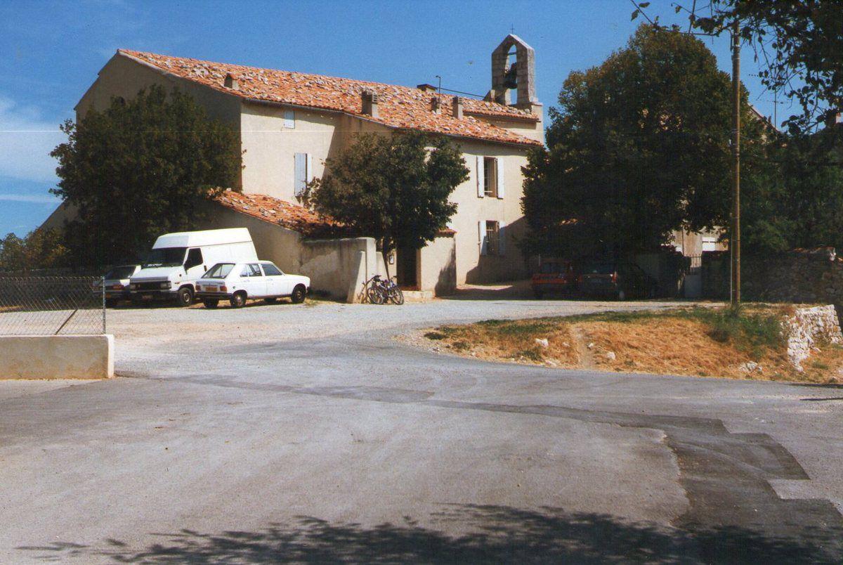 L'église romane du Plan..