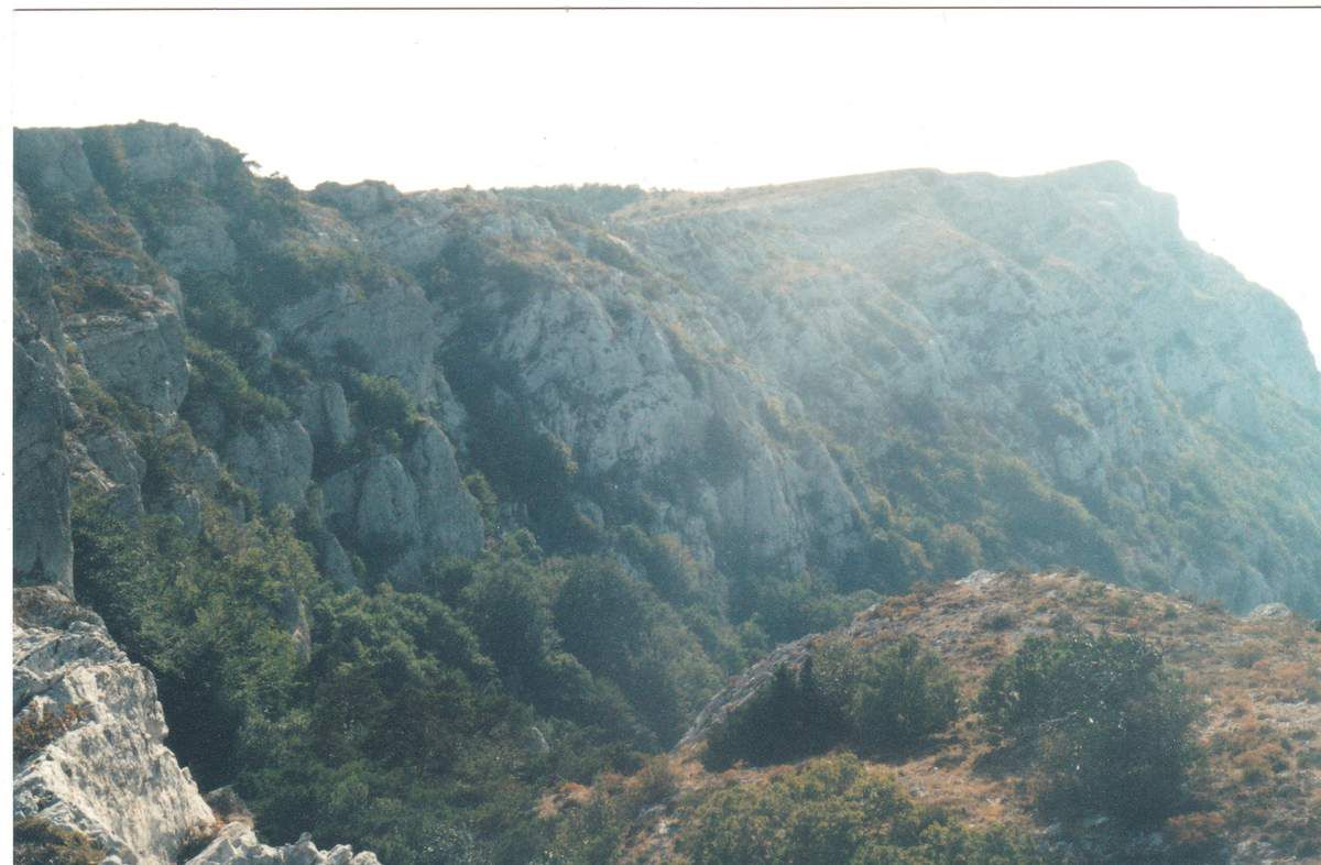 Dimanche 31 août 2008 : Plan d'Aups Sainte-Baume