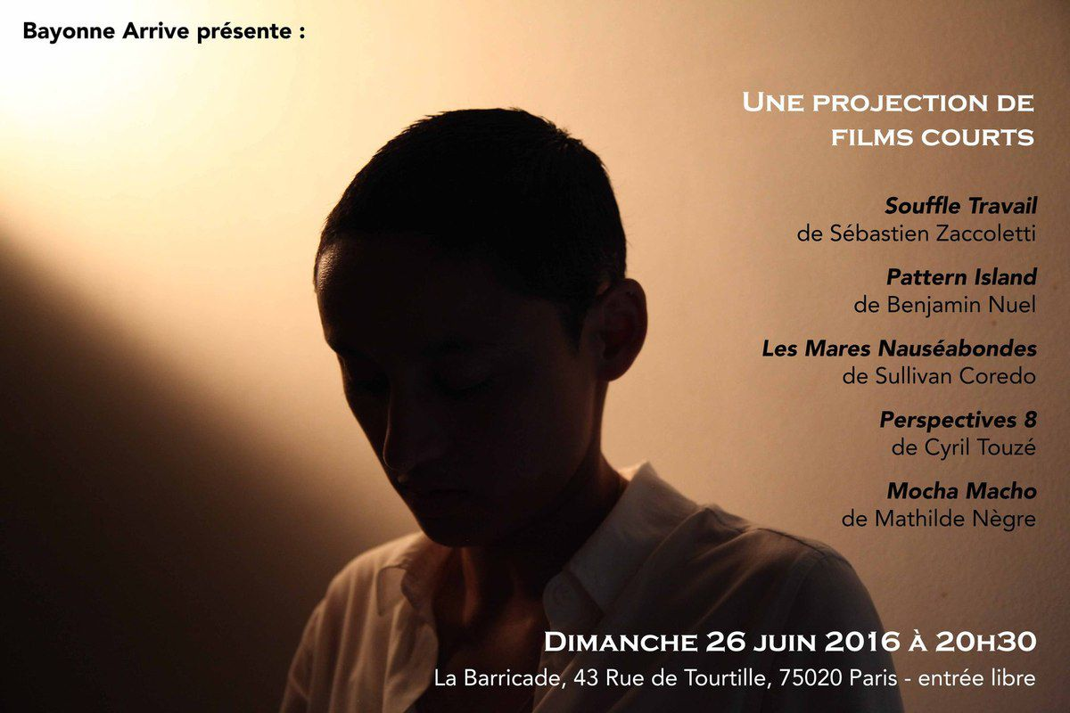 Projection Bayonne Arrive le 26 juin 2016