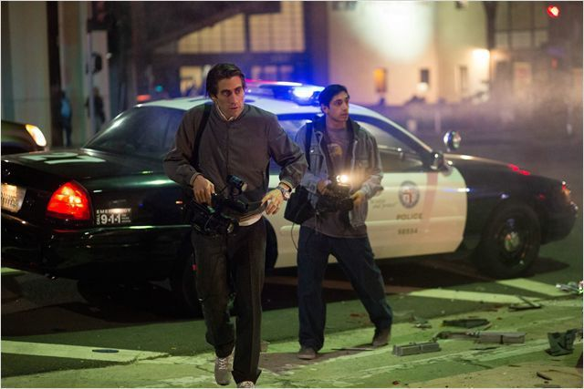 NIGHT CALL (Nightcrawler)