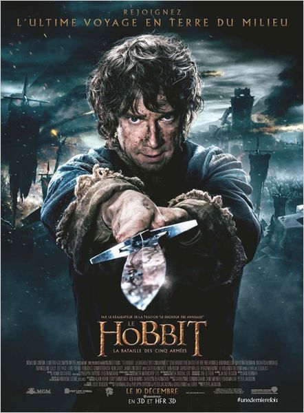 LE HOBBIT : LA BATAILLE DES CINQ ARMEES (The Hobbit: The Battle of the Five Armies)
