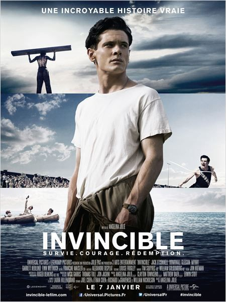 INVINCIBLE (Unbroken)