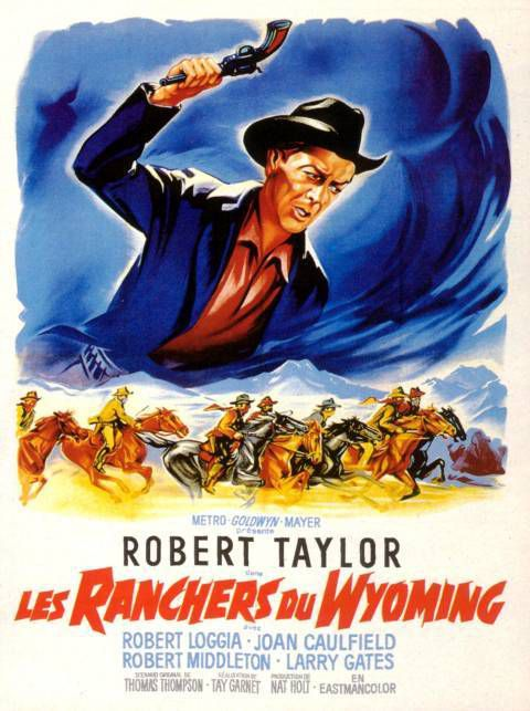 LES RANCHERS DU WYOMING (Cattle king)