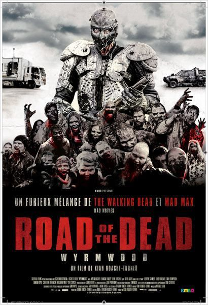 ROAD OF THE DEAD (Wyrmwood: Road of the Dead)