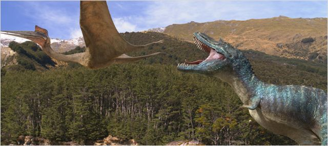 SUR LA TERRE DES DINOSAURES (Walking With Dinosaurs)
