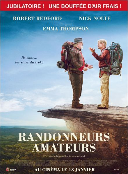 RANDONNEURS AMATEURS (A walk in the woods)