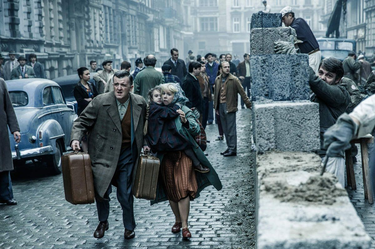 LE PONT DES ESPIONS (Bridge of spies)