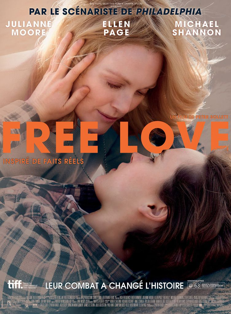 FREE LOVE (Freeheld)