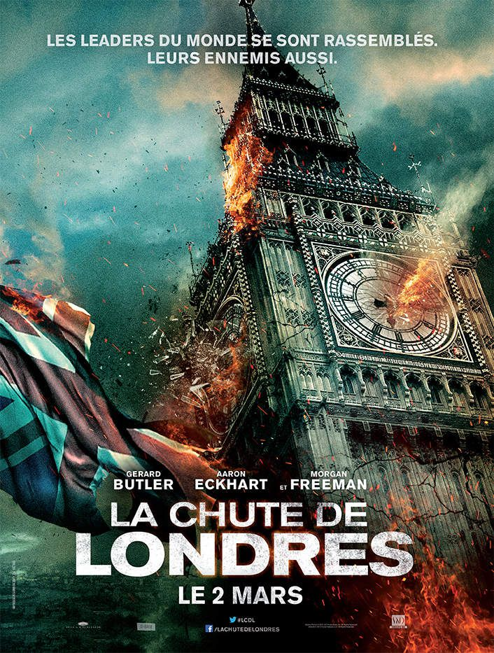 LA CHUTE DE LONDRES (London has fallen)