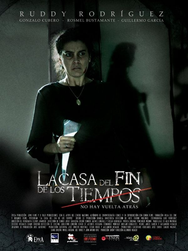 THE HOUSE AT THE END OF TIME (La casa del fin de los tiempos)