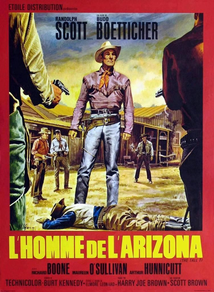 L'HOMME DE L'ARIZONA (The Tall T)