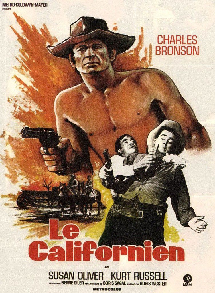 LE CALIFORNIEN (Guns of Diablo)