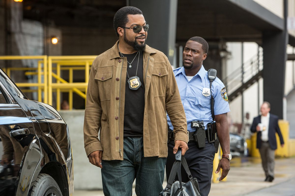 MISE A L'EPREUVE 2 (Ride along 2)