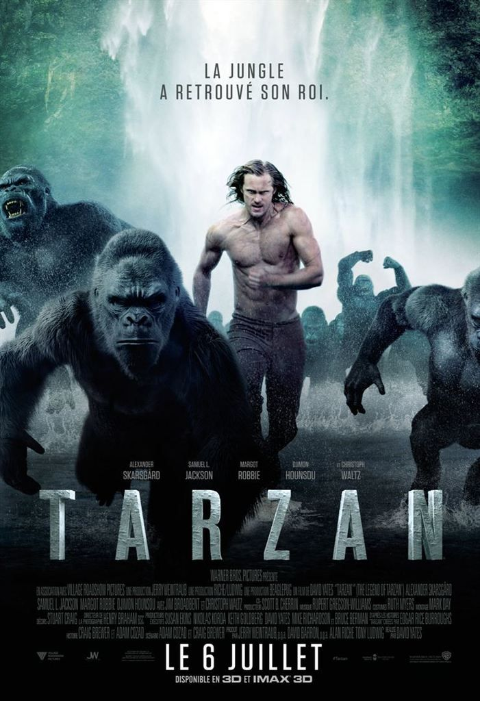 TARZAN (The legend of Tarzan)