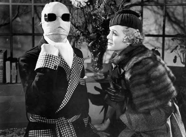 L'HOMME INVISIBLE (The invisible man)
