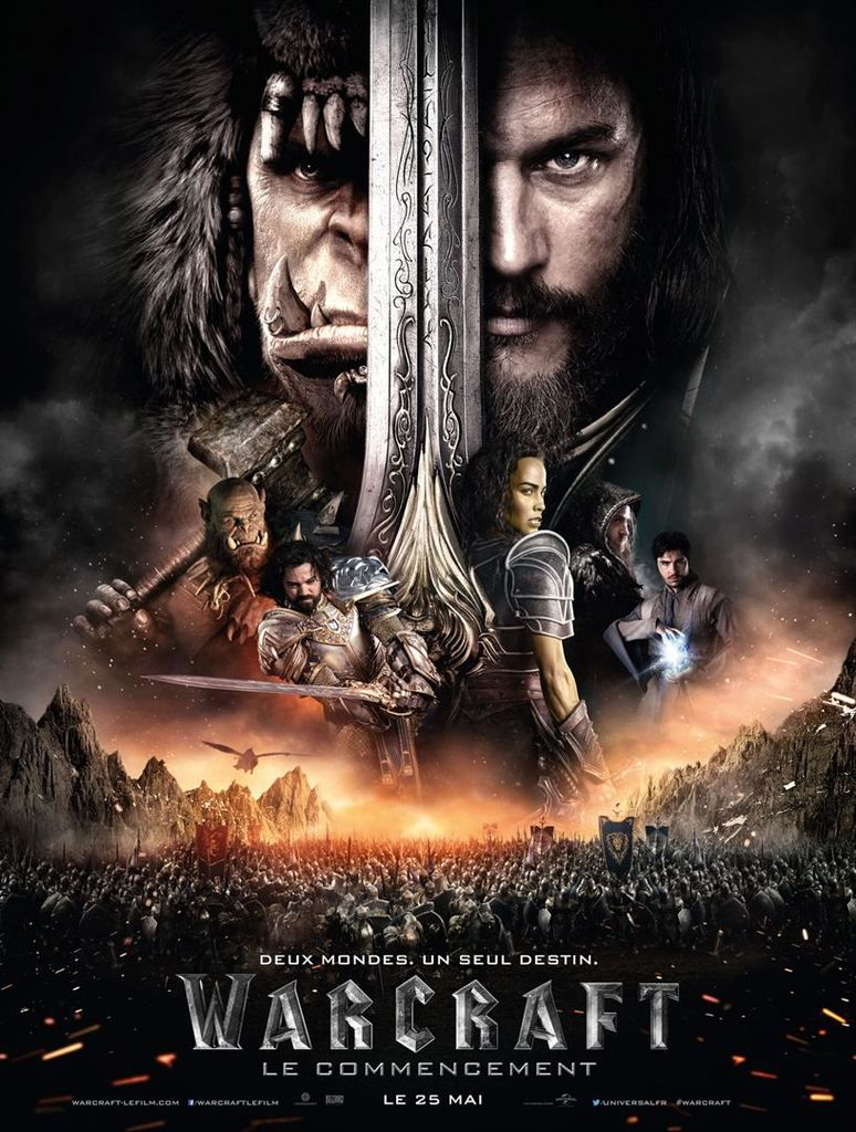 WARCRAFT : LE COMMENCEMENT (Warcraft)