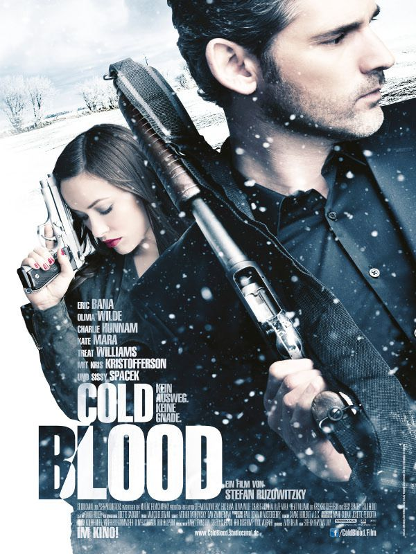 COLD BLOOD (Deadfall)