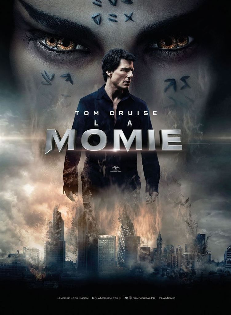 LA MOMIE (The Mummy)