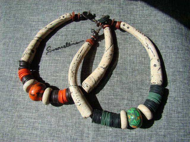 Encore quelques inspirations ethniques, c'est un style que j'aime vraiment et que j'ai envie de partager!