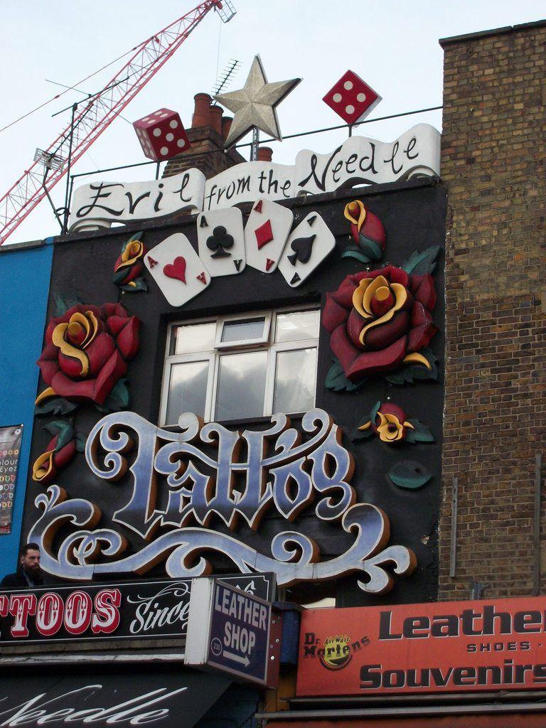 Londres - Camden (jour 1)