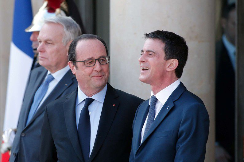 SURPRISE? HOLLANDE CANDIDAT?