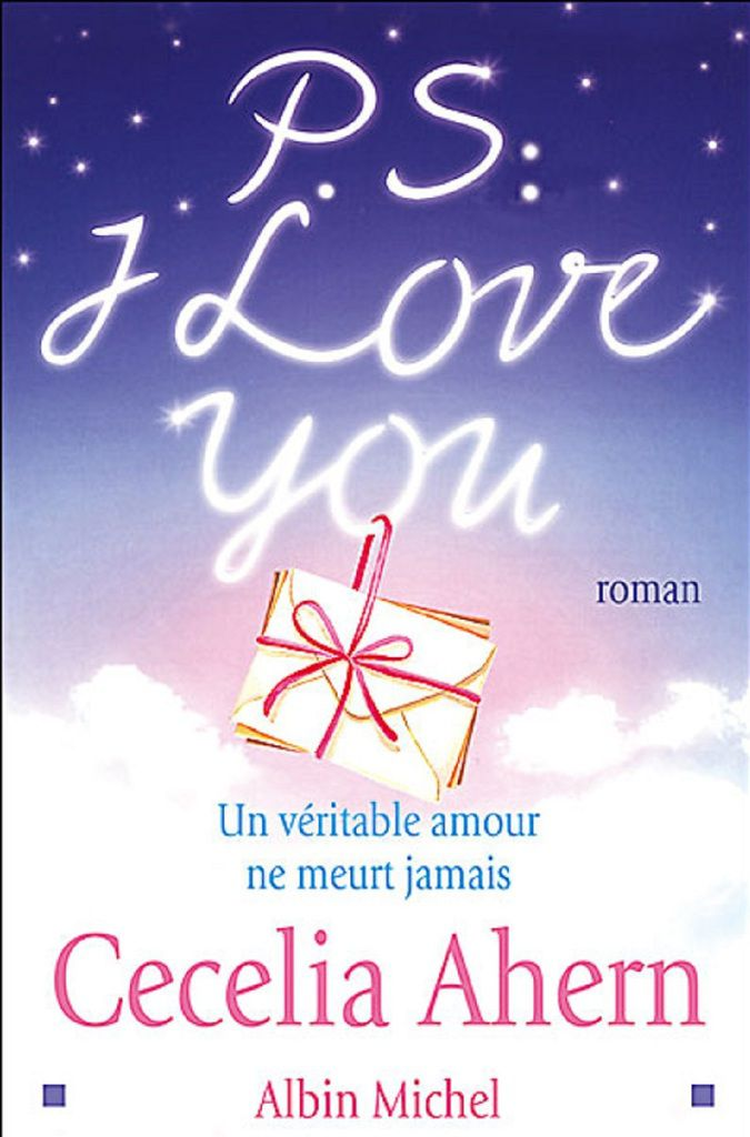 PS : I love you _ Cecelia Ahern