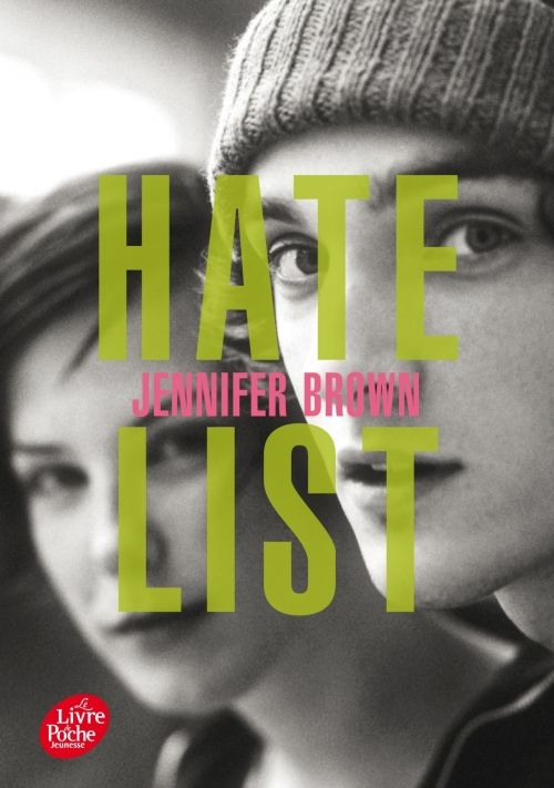 Hate List _ Jennifer Brown