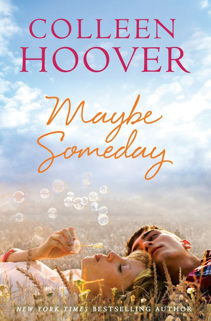 Maybe Someday _ Colleen Hoover