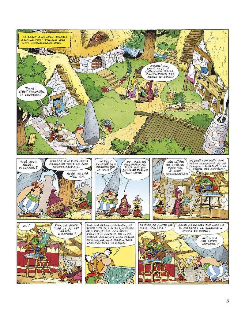 LE PAPYRUS DE CESAR: 1ères IMPRESSIONS