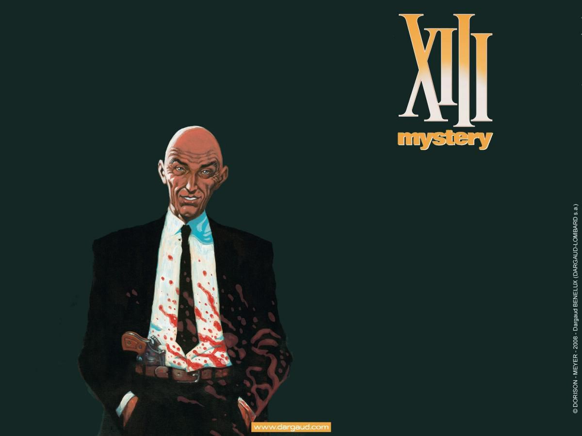 Xiii mystery le mystere