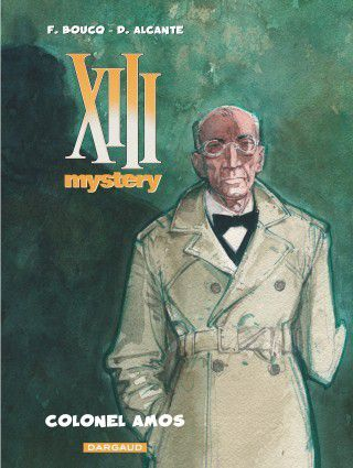 XIII MYSTERY: LE MYSTERE D'UNE SERIE PARALLELE