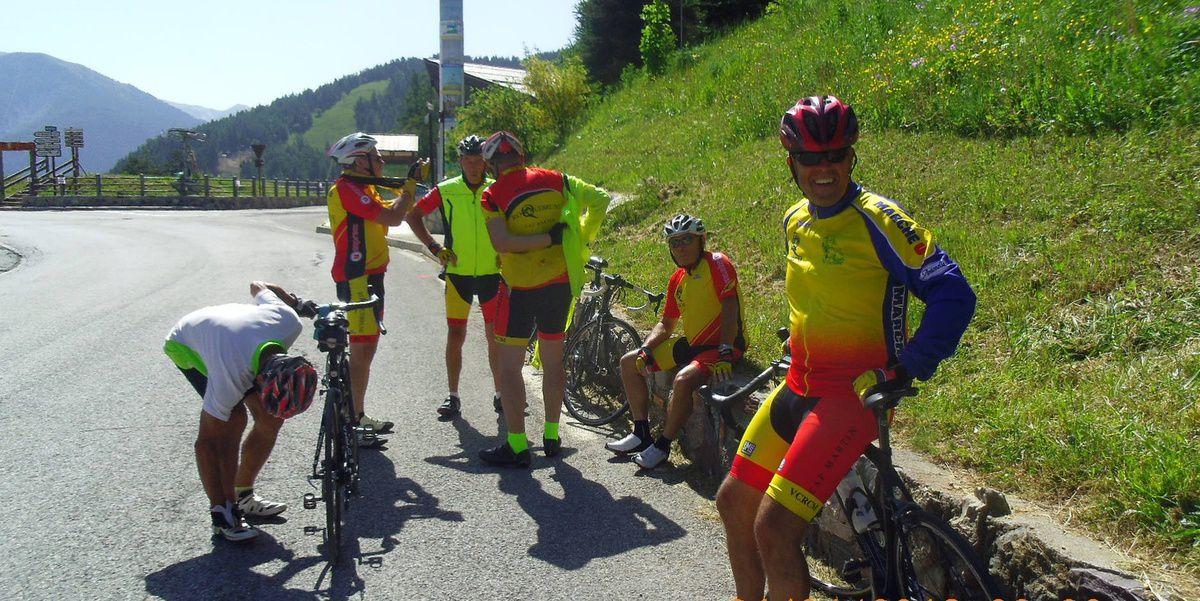 Le tour des Alpes Maritimes en trois jours