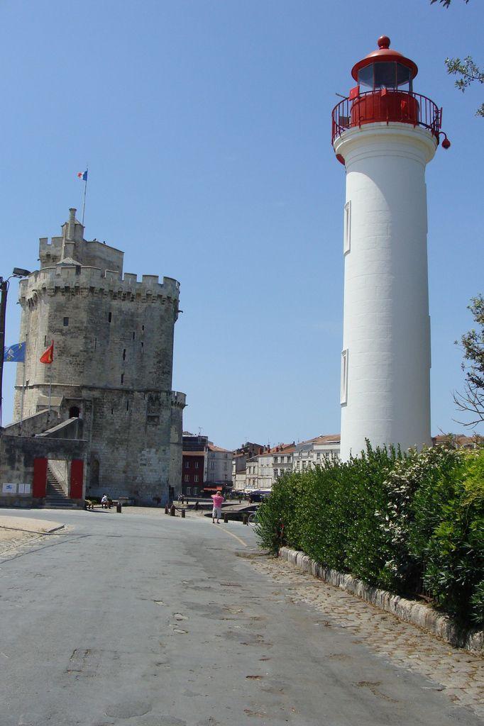 La Rochelle (une des deux tours )